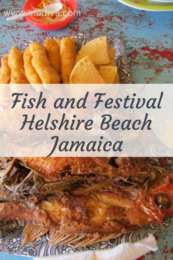 Fish and Festival Helshire Beach Jamaica