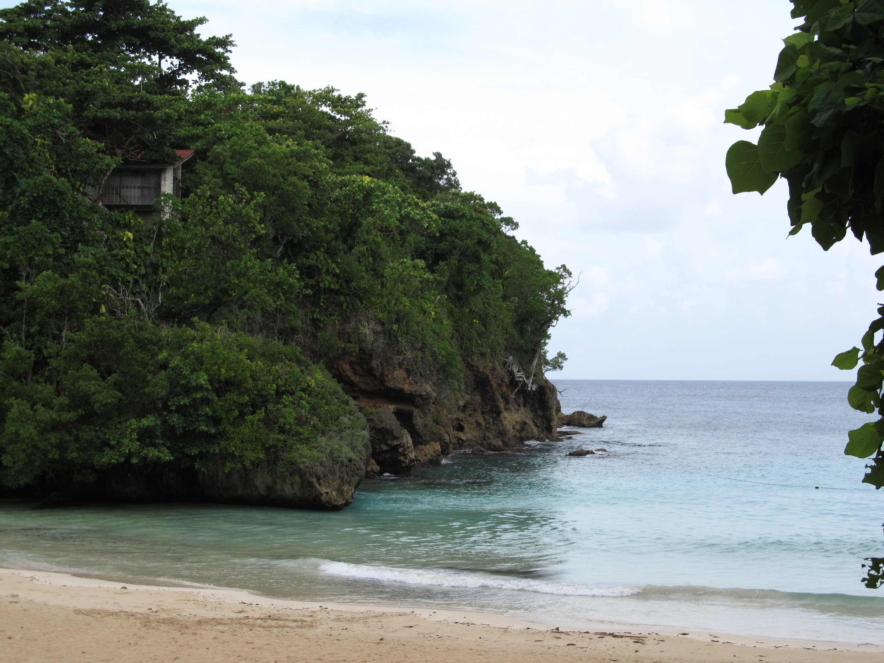 The Beach at Frenchman's Cove, Jamaica