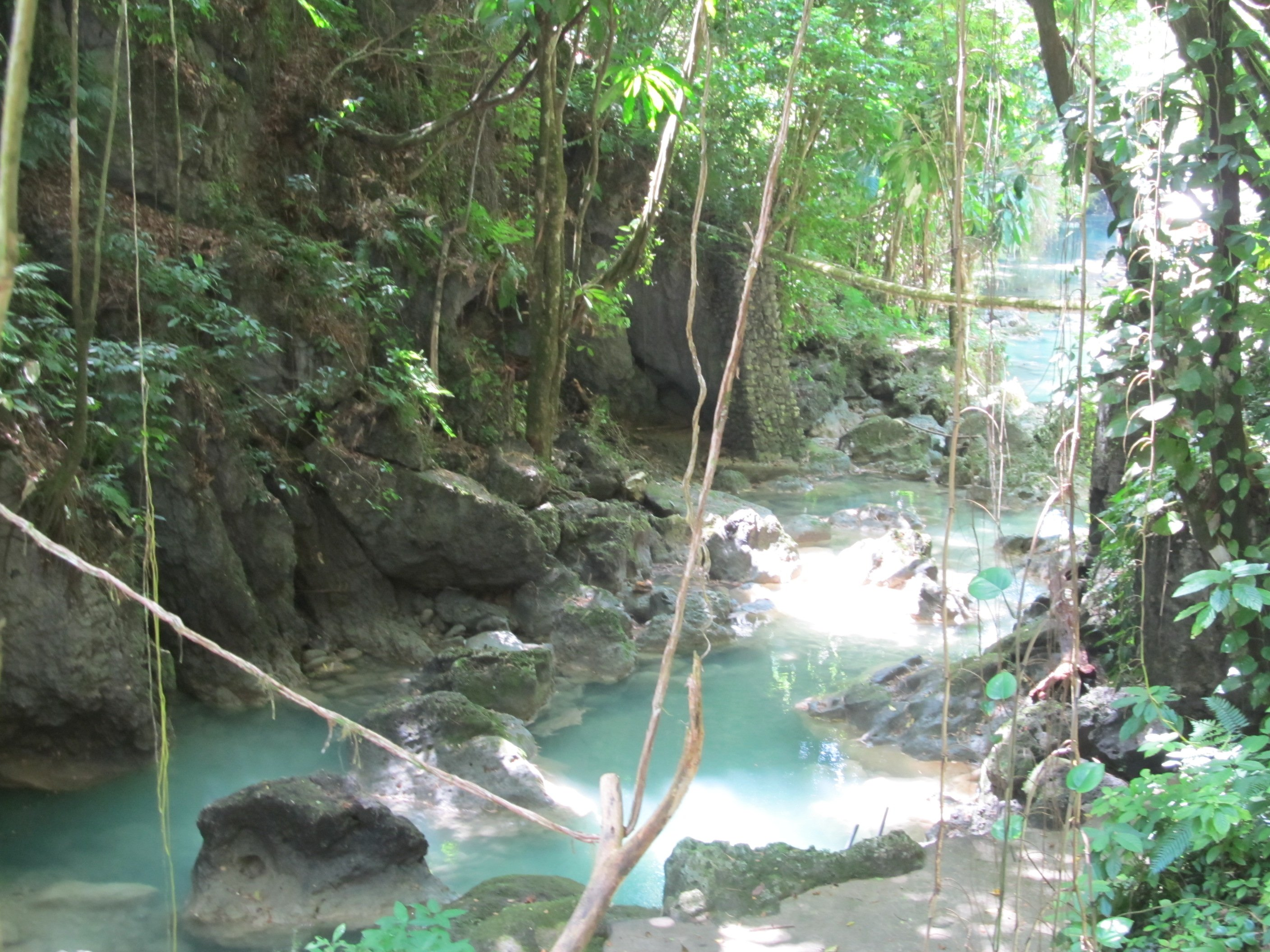 Spend a day at the enchanting Somerset Falls in the beautiful parish of Portland, Jamaica. This gorgeous natural attraction has activities on property that the whole family will enjoy.