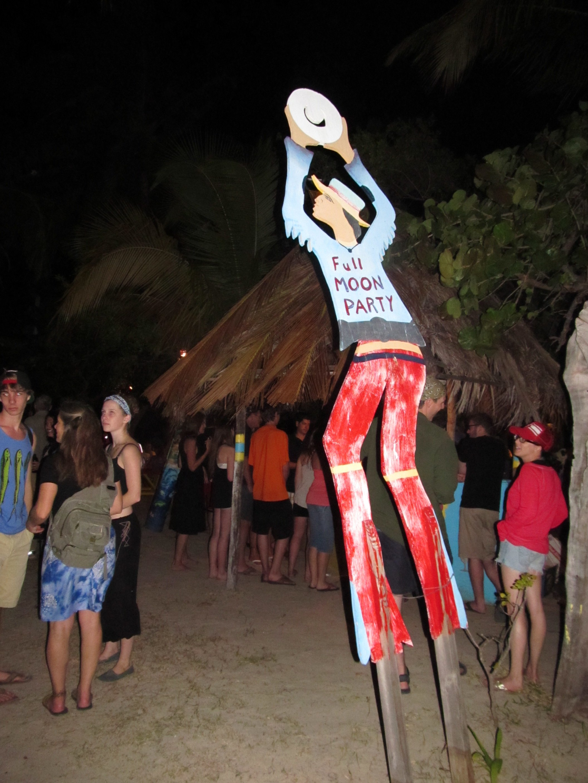 Trellis Bay Fireball Full Moon Party - IrieDiva