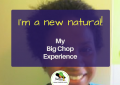 Big Chop Stories: I'm a New Natural! Now What?