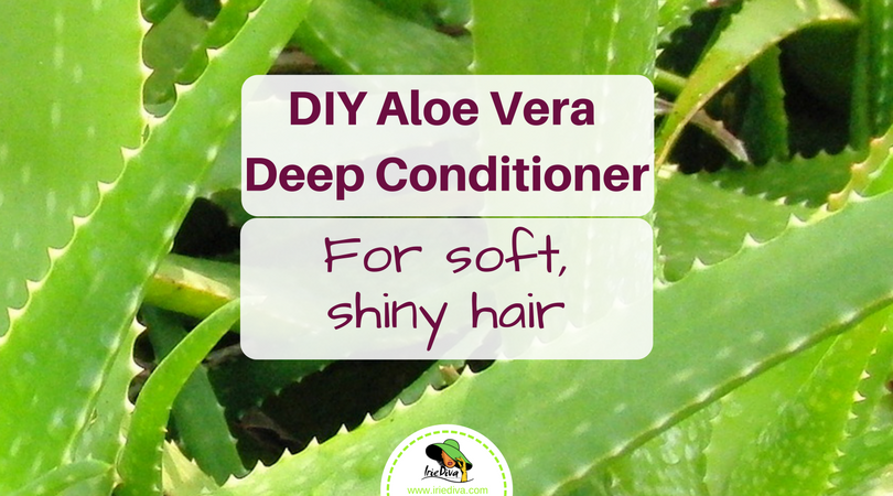 ALOE me to introduce you to my VERA favourite hair treatment!