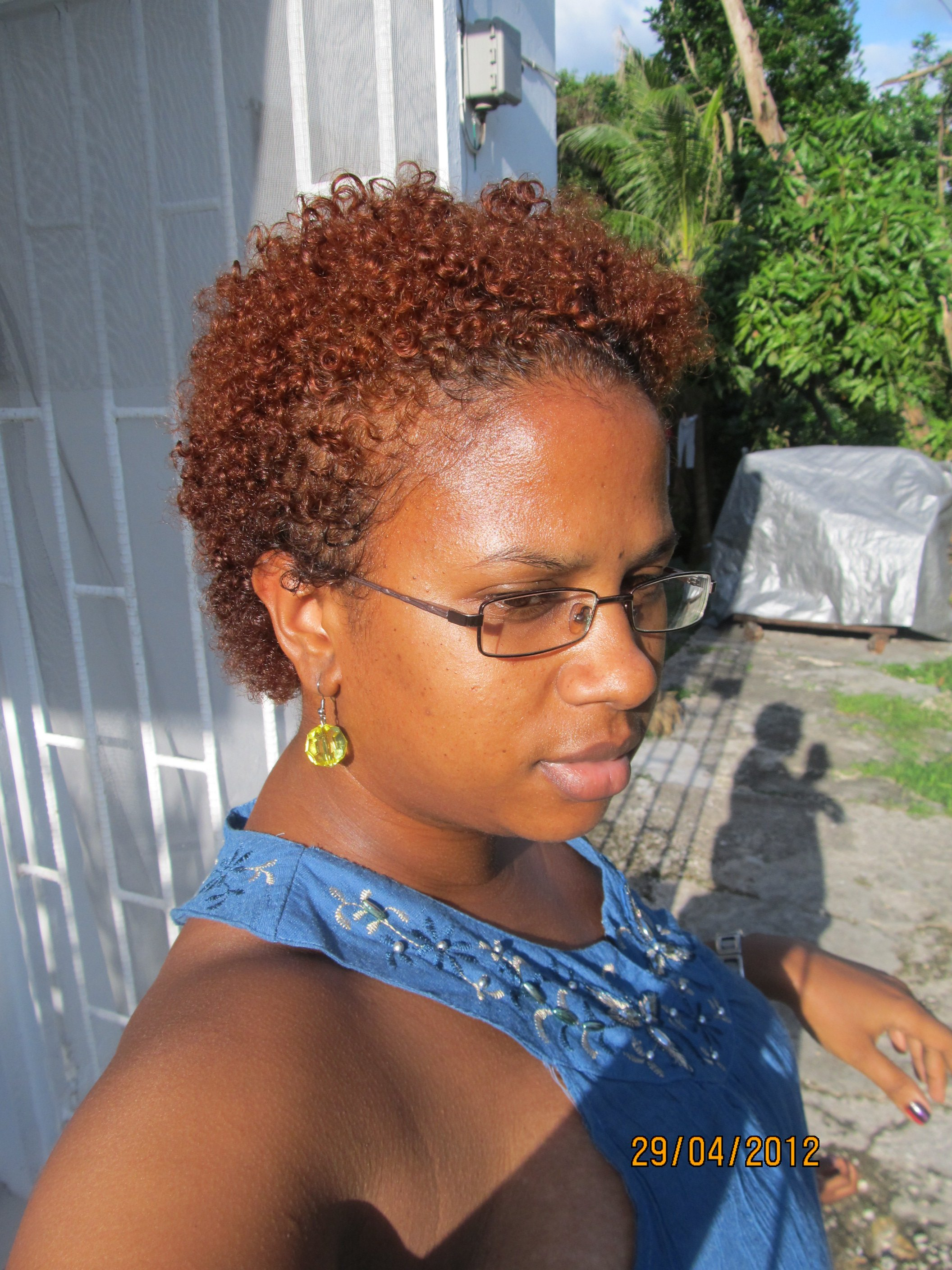 Henna for natural hair