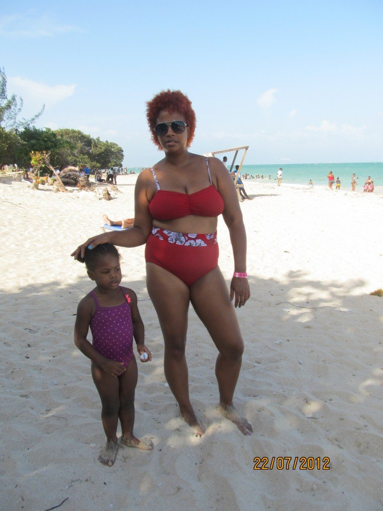 Jamaican swimwear design by Solaris