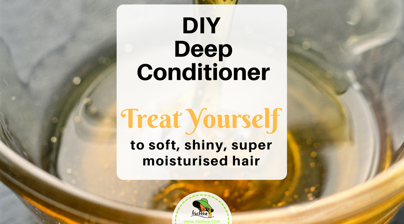 DIY Deep Conditioner starring Aloe Vera, Avocado and Honey