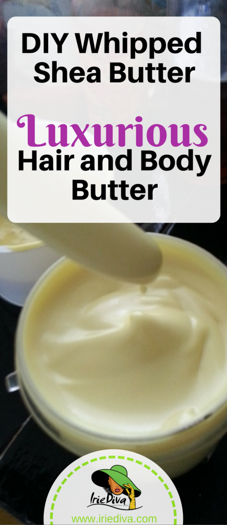 how to make shea body butter
