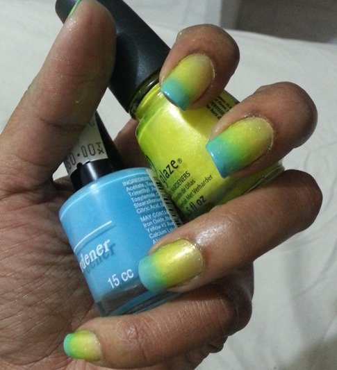 Manicuremonday ombre nails ombre nails solutioingenieria Choice Image