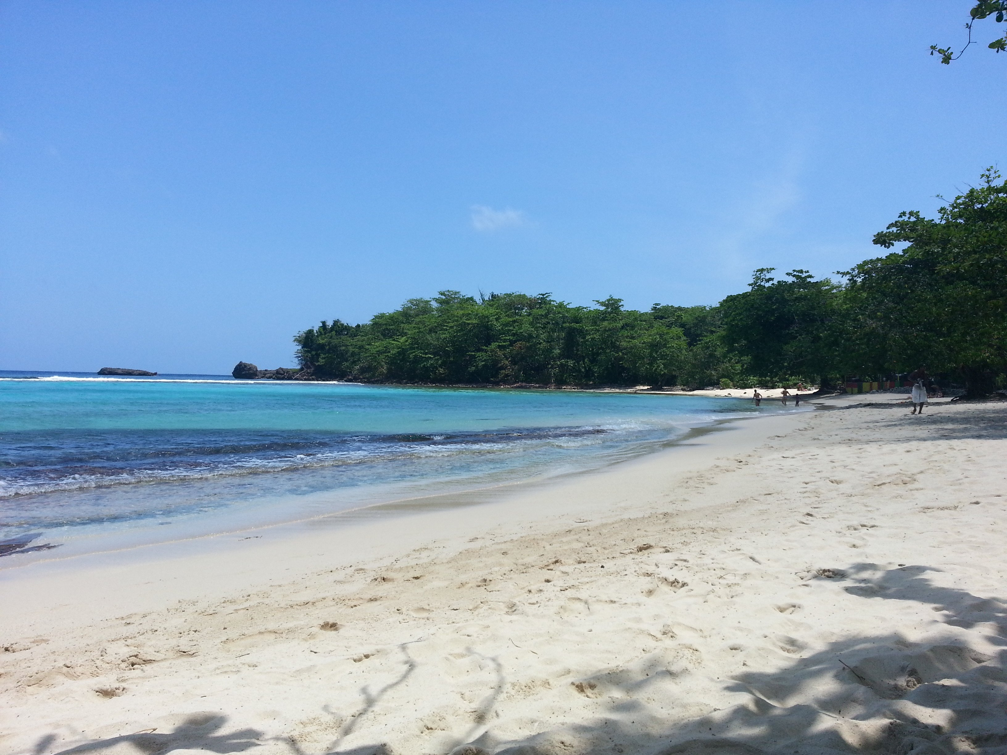 Winnifred Beach Jamaica
