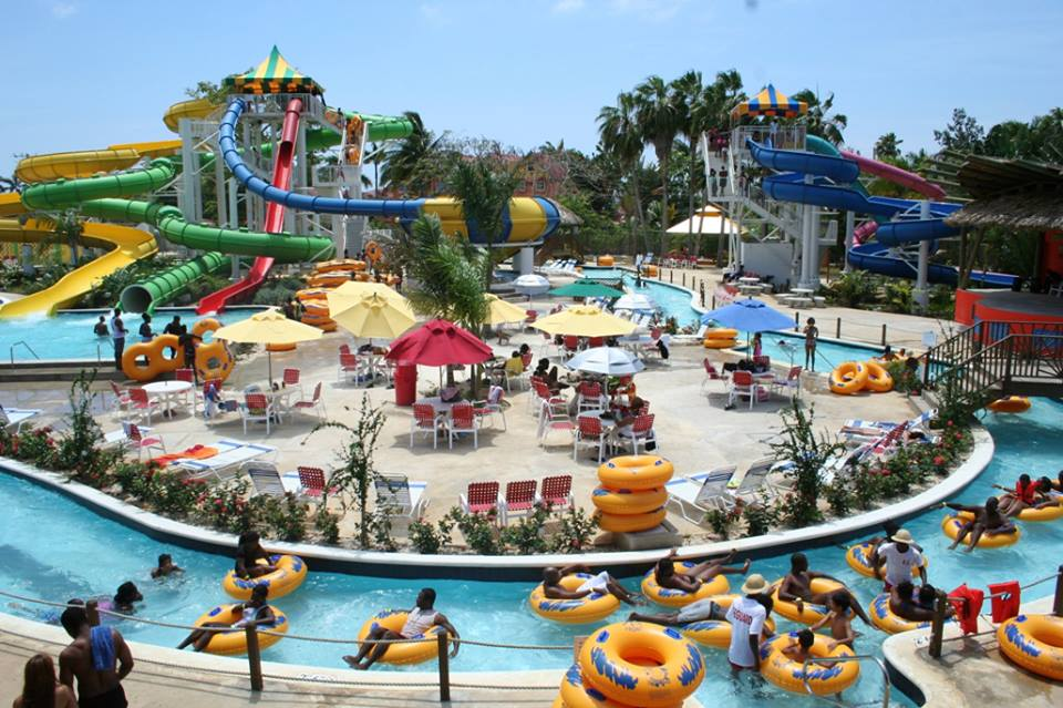 Kool Runnings Water Park, Negril Jamaica