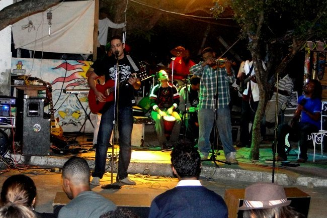Jamnesia Sessions, Live music in St. Thomas, Jamaica