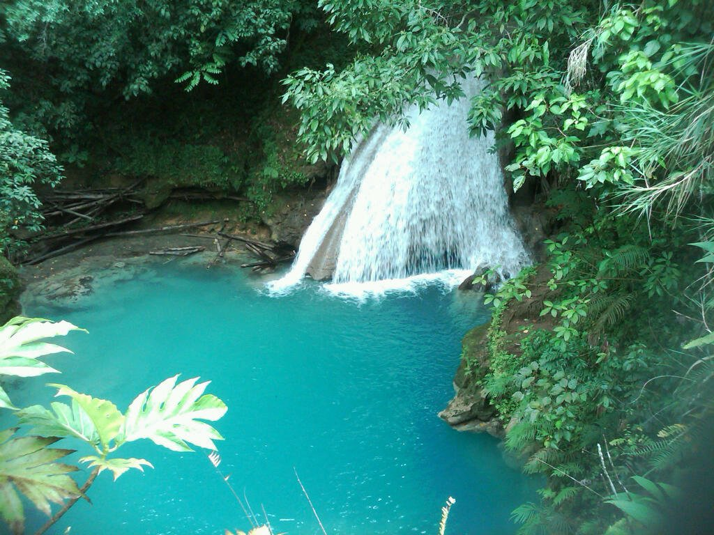 Blue Hole Negril, Jamaica