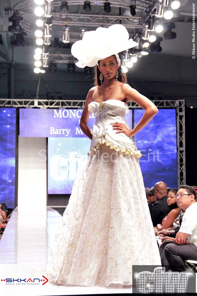 Moncrieffe by Barry Moncrieffe at Caribbean Fashion Week 2013