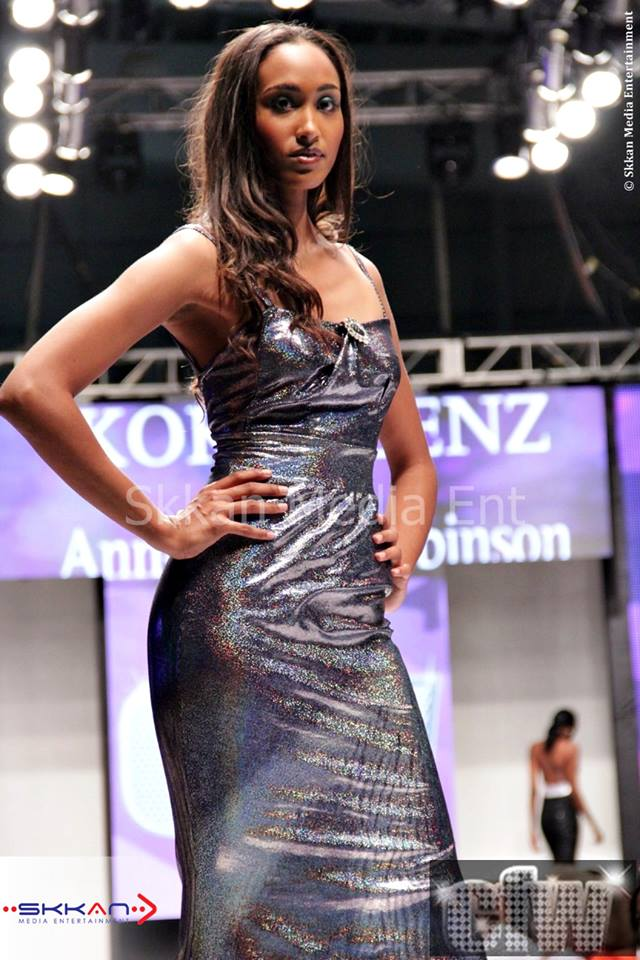 KokoBeenz at Caribbean Fashion Week 2013