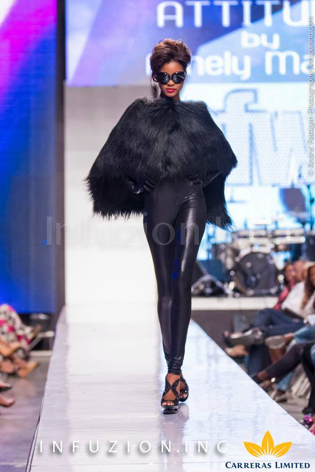 Attitude by Ashley Martin - Caribbean Fashion Week 2013