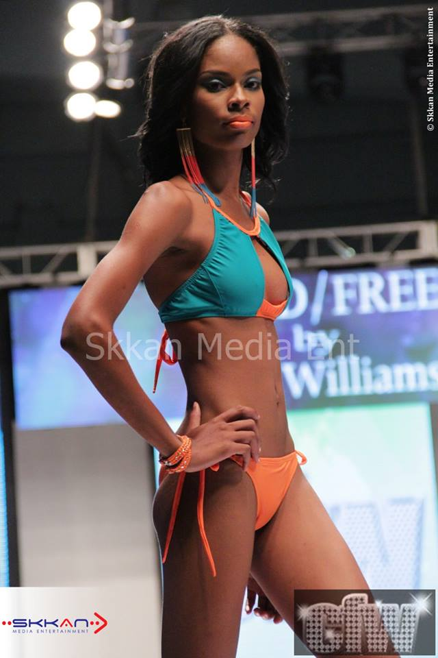 Wild/Free by Rae Williams showing at CFW 2013