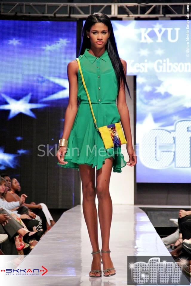 Kesi Gibson & Ozge Turan - Kyu Melange - Accessories - Jamaica, Turkey - CFW 2013