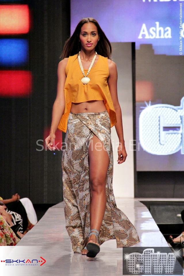 Asha & Ayanna Diaz - Wadada Movement - Womenswear - Trinidad  and Tobago - CFW 2013