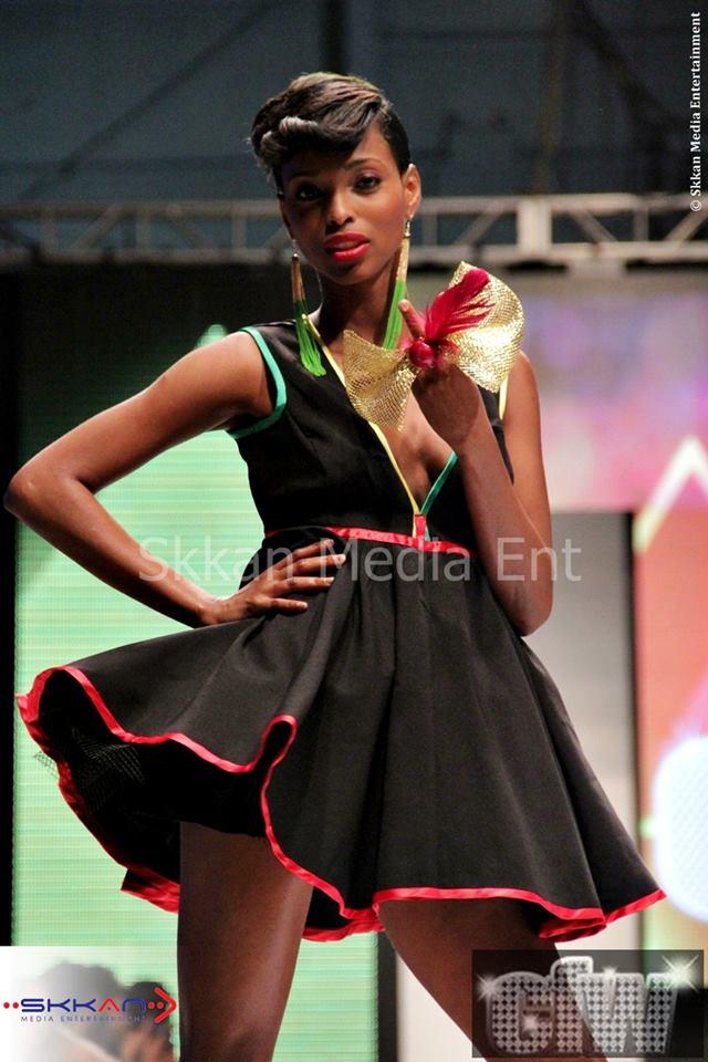 Amril Douglas - CFW2013- Tobago