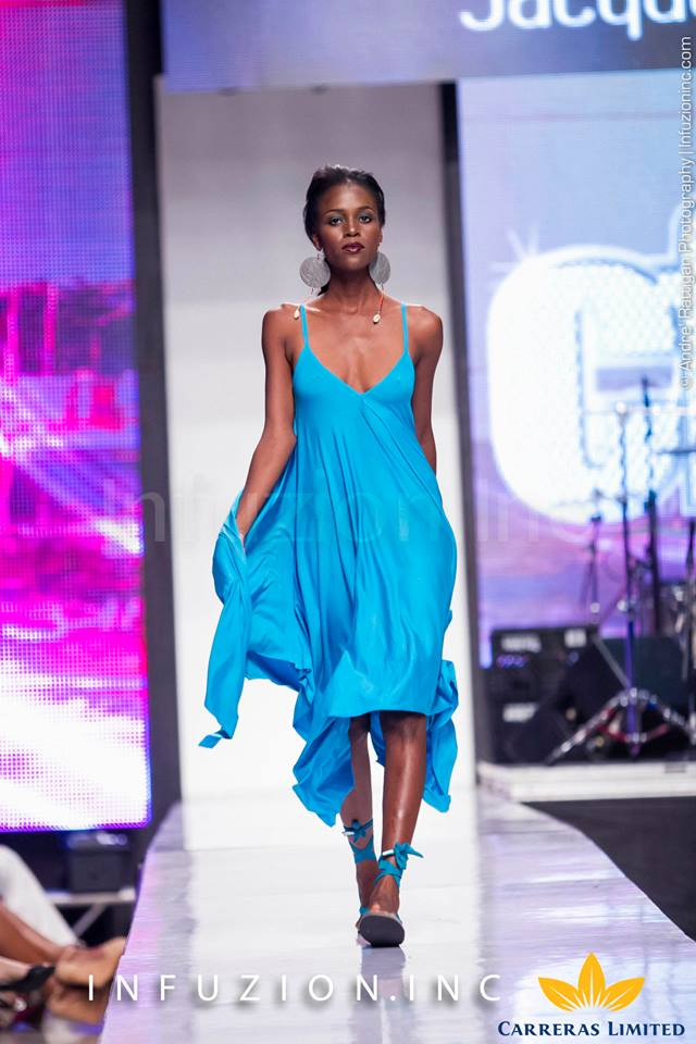 Mutamba by Jacqueline Cohen - Caribbean Fashion Week 2013