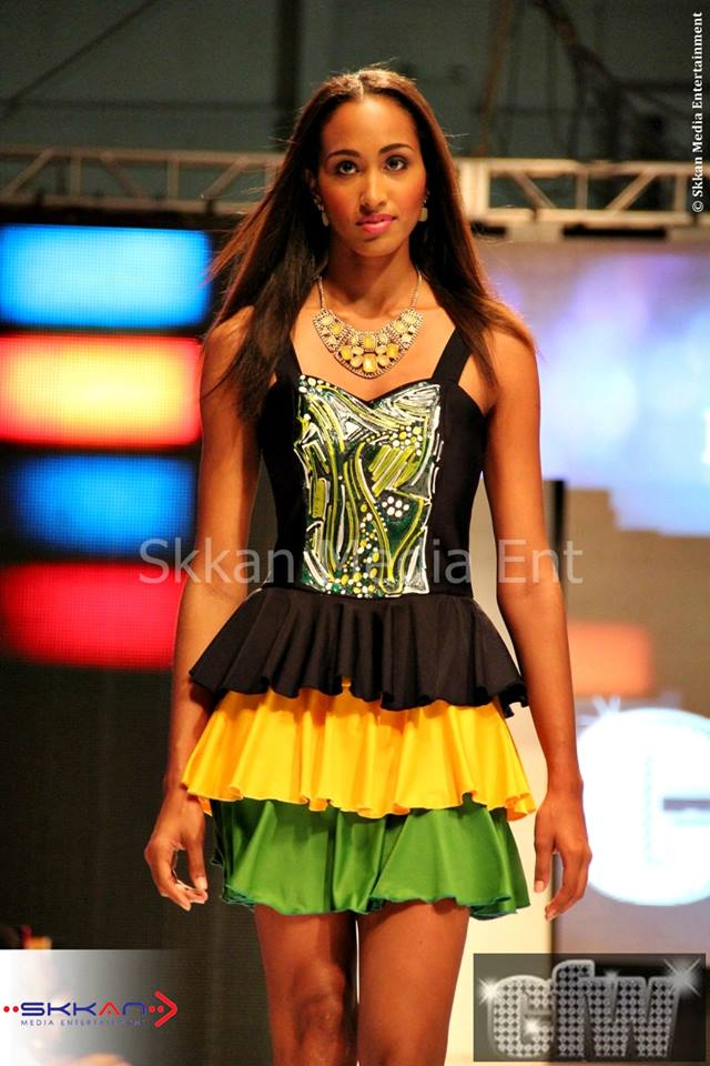 Bayroc Clothing Bvi Cfw 2017 I Reciated The Jamaican Themed