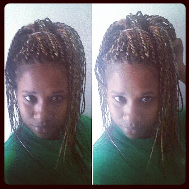 Rocking braids for the summer