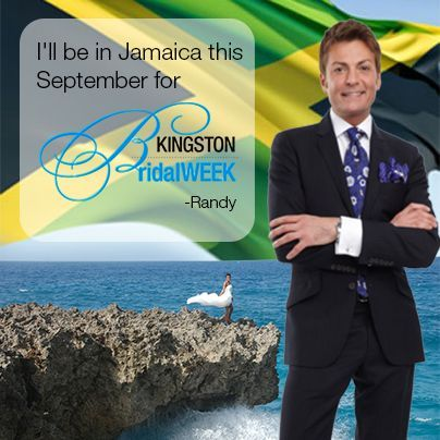 Randy Fenoli in Kingston Jamaica