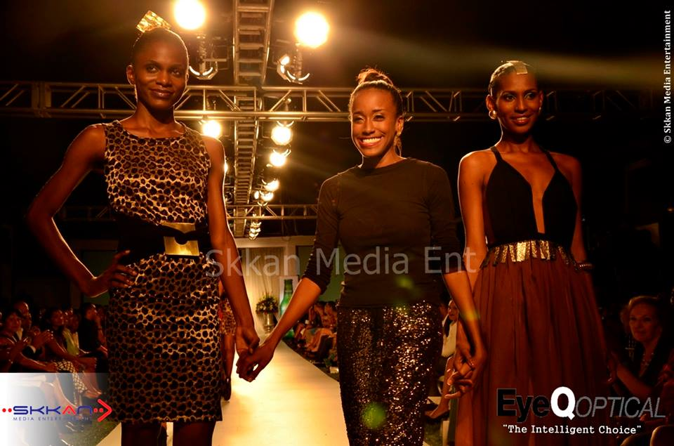 Ayanna Dixon of ASD at Collection Moda 2013