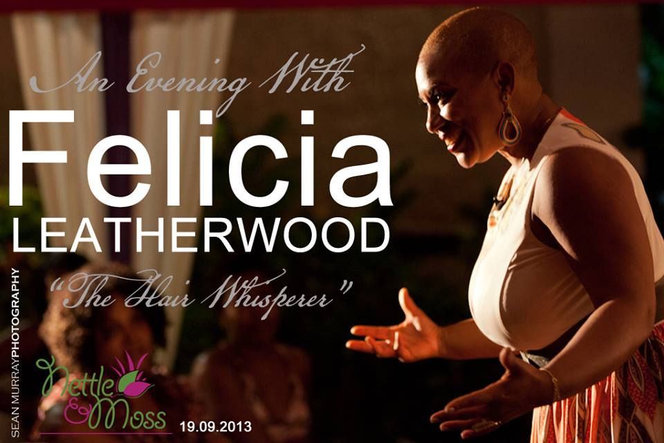 Felicia Leatherwood in Jamaica