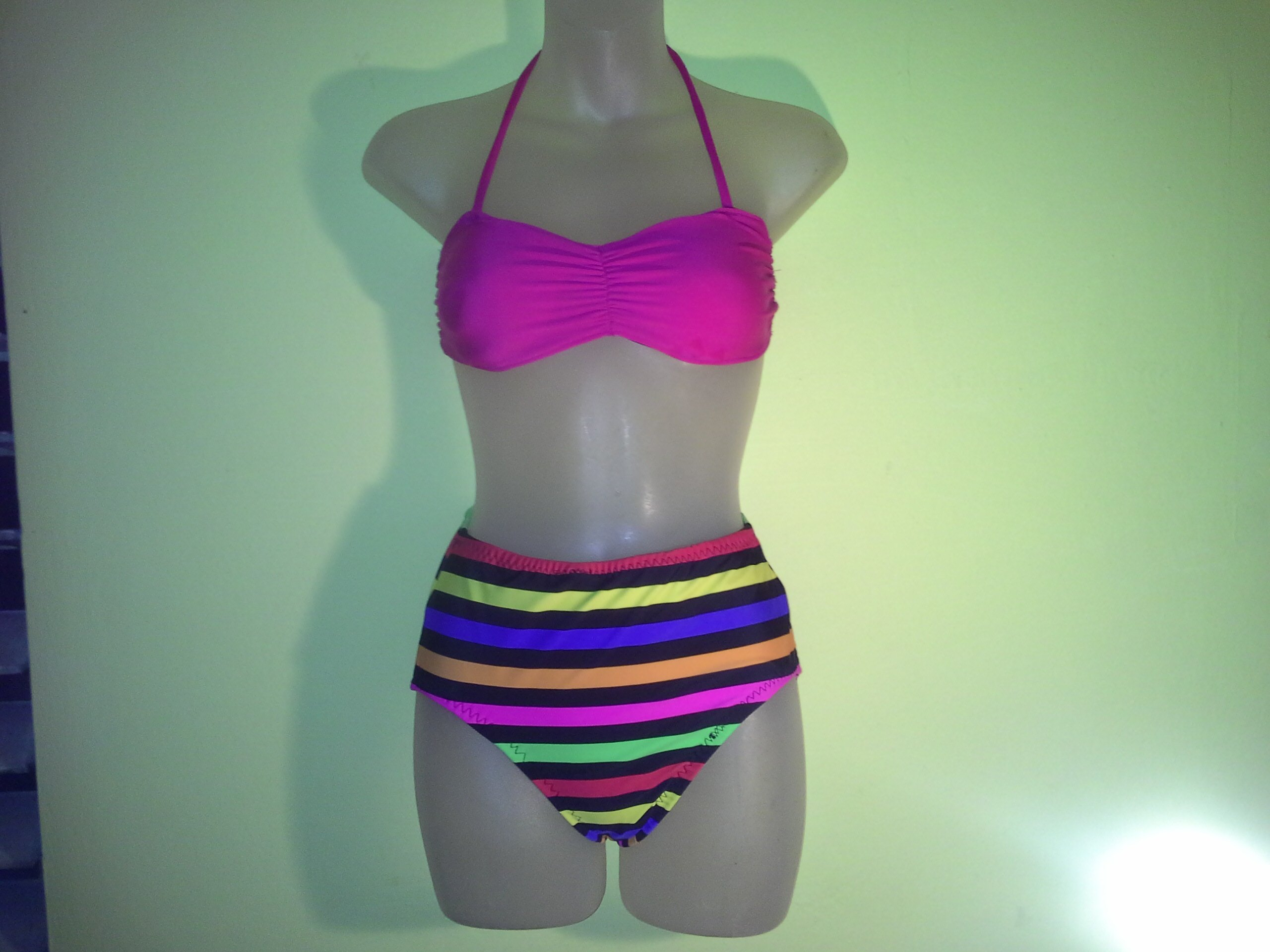 Yow My Girl High Waist Bikini