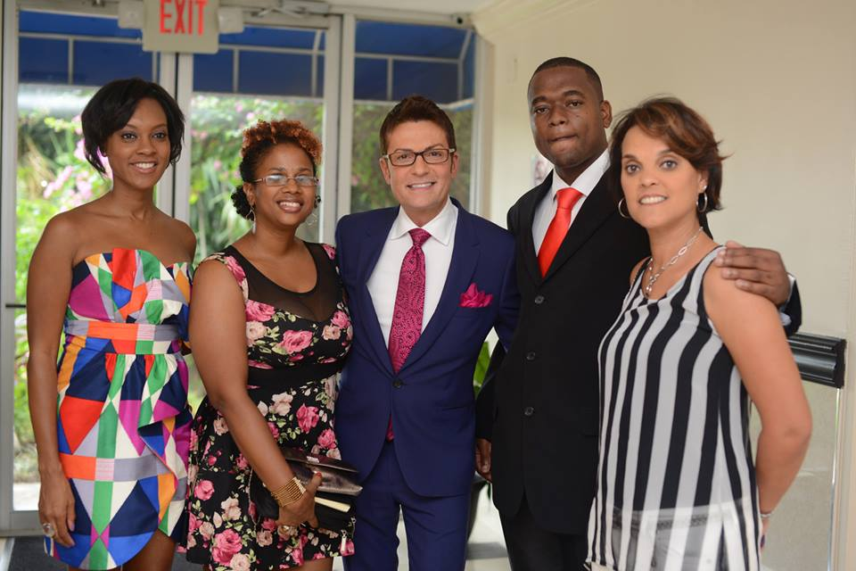 Randy Fenoli and the KBW dream team