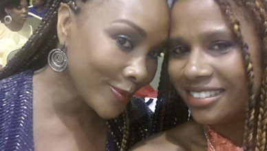 IrieDiva and Vivica Fox