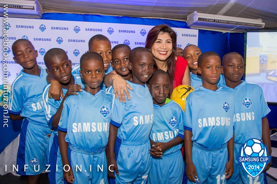 Samsung Cup Jamaica