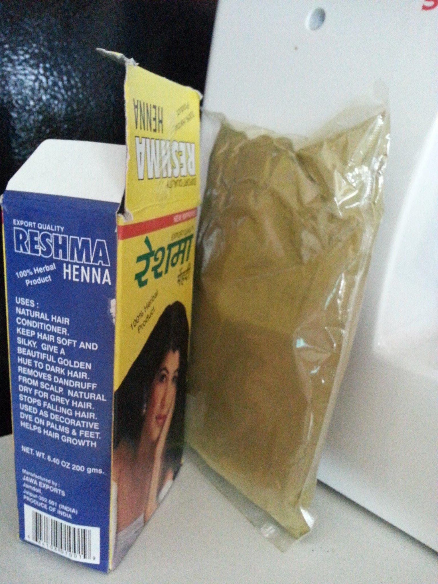 Reshma Henna Brand
