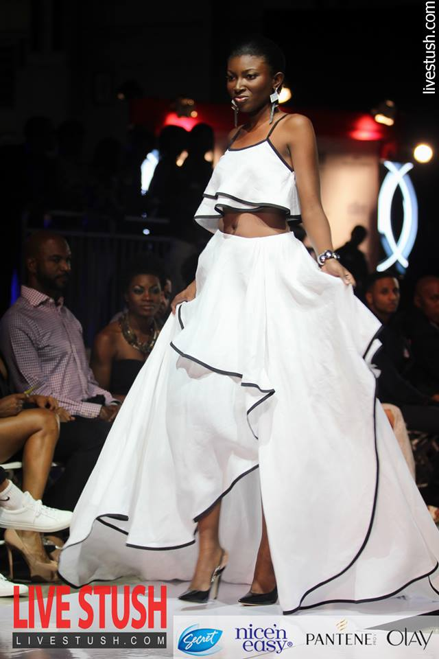Diamond Linton at CFW 2014