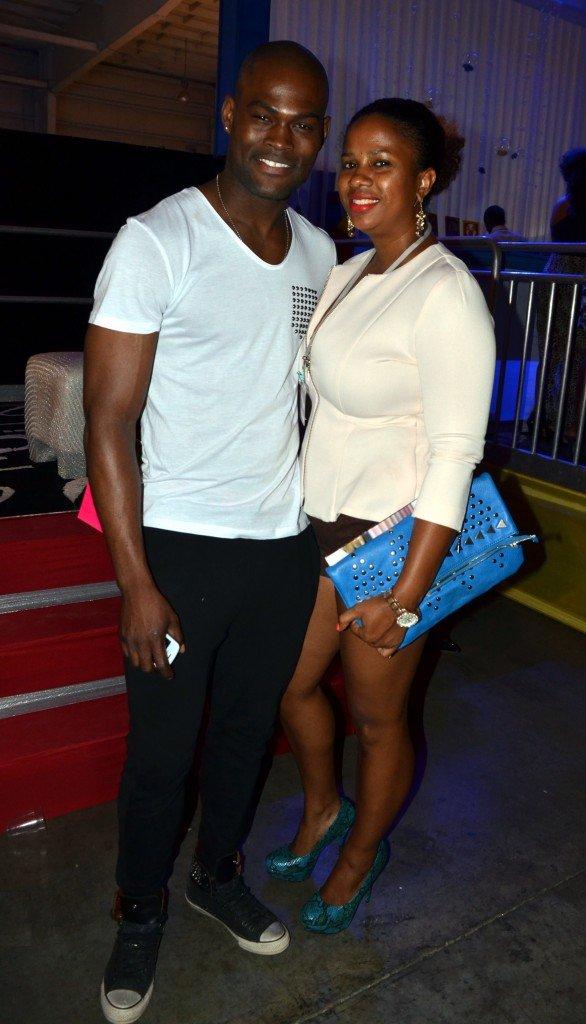 IrieDiva and Oriane Barrett at CFW2014