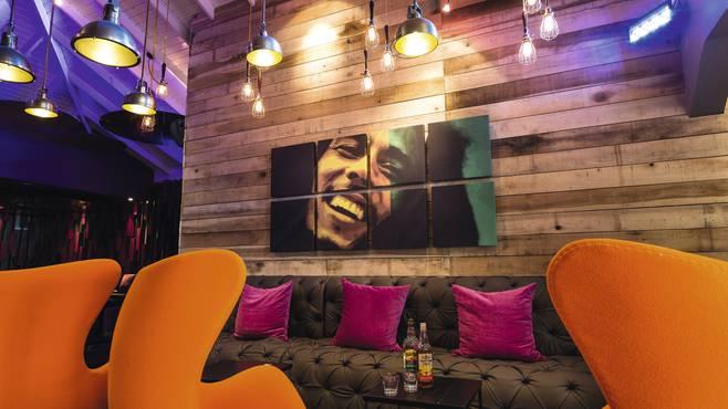 Nesta Rasta Lounge at Sensatori Negril