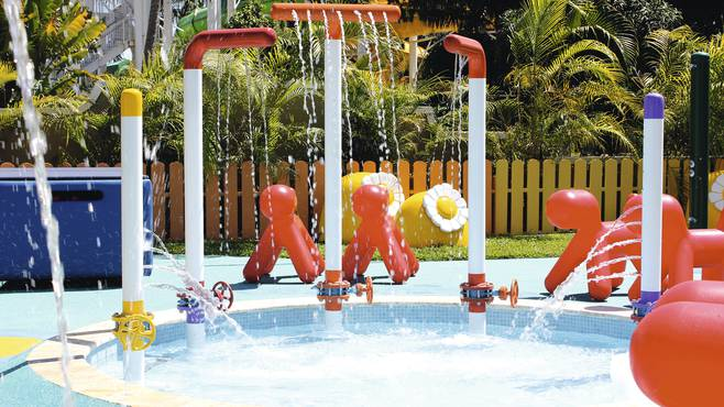 Splash pool for kiddies at Sensatori Negril