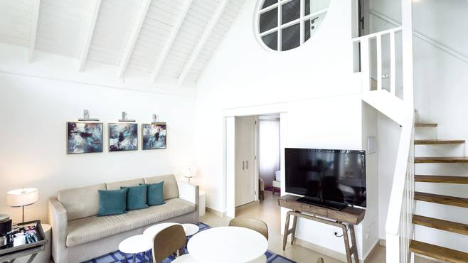 Two bedroom ocean view for groups or families