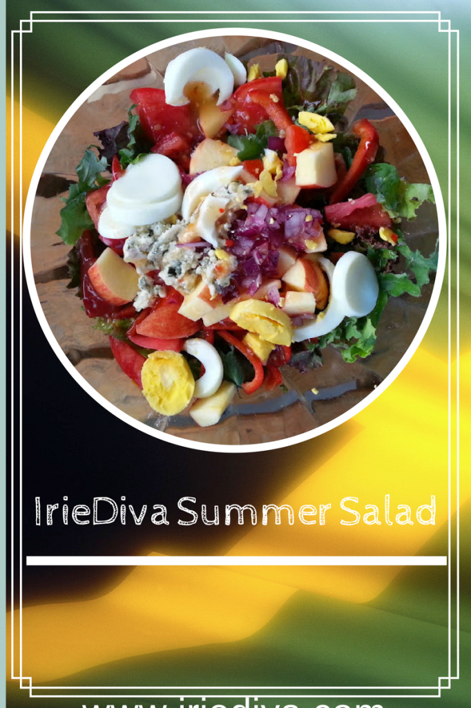 IrieDiva Summer Salad