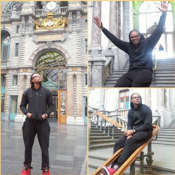 D-Major in Amsterdam