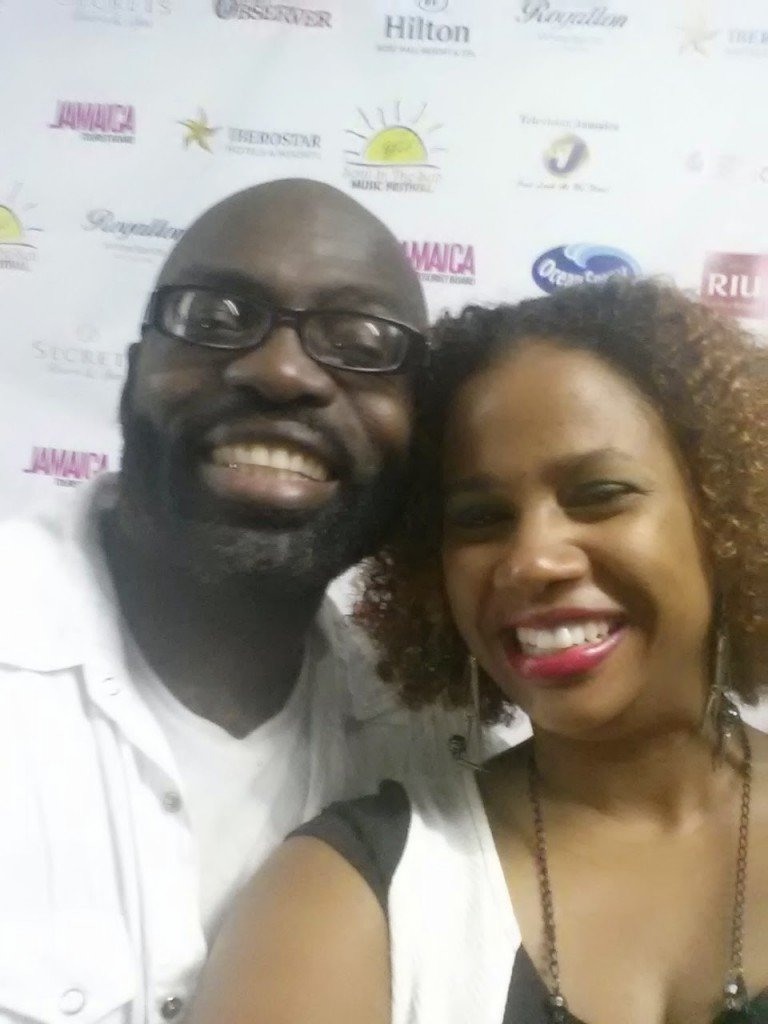 IrieDiva and Richie Stephens