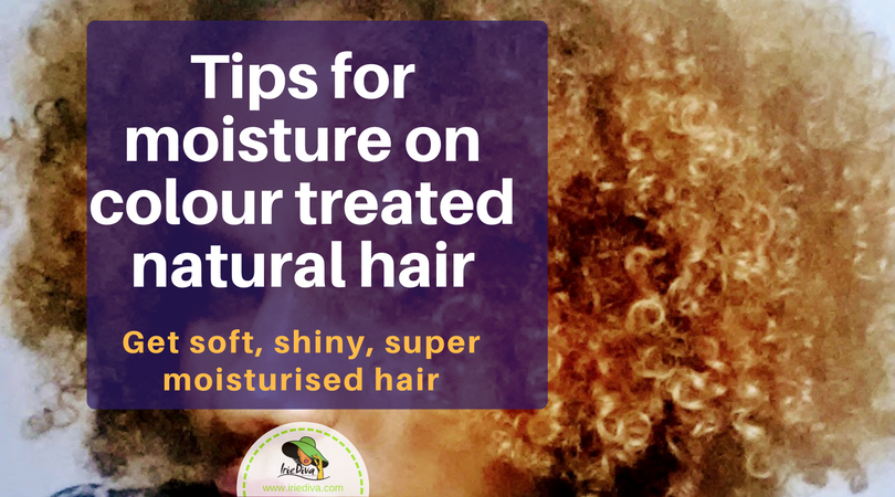 How to Care for Color Treated Natural Hair