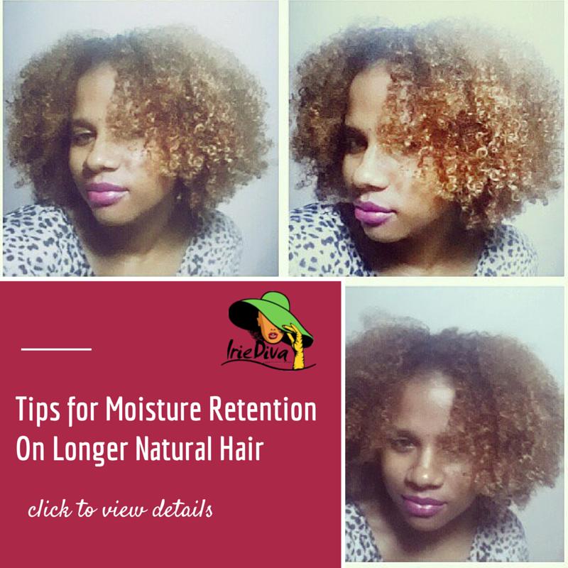 Tips for Natural Hair Moisture Retention On Longer