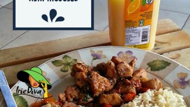 TruJuice Orange Chicken