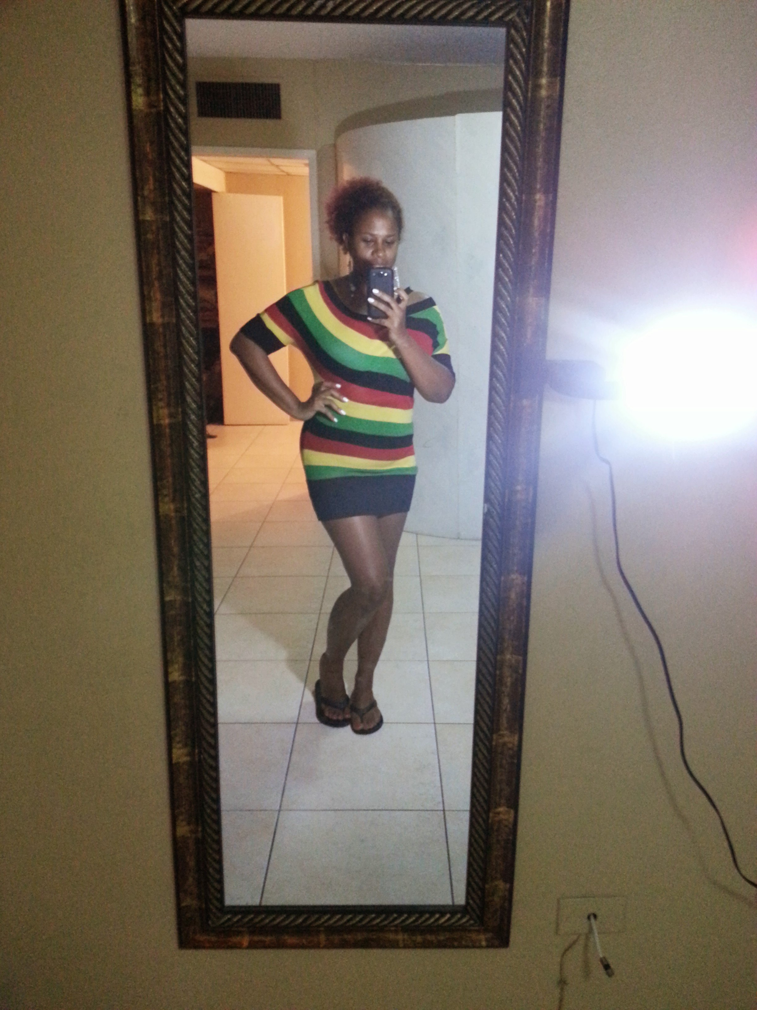 Twirling around in my bedroom before I put my makeup on trying to decide if  I was gonna wear this dress  I had also planned to wear my hair out but I. OOTD  Rasta Vibrations   Rihanna s Barbie Cake Dress   IrieDiva