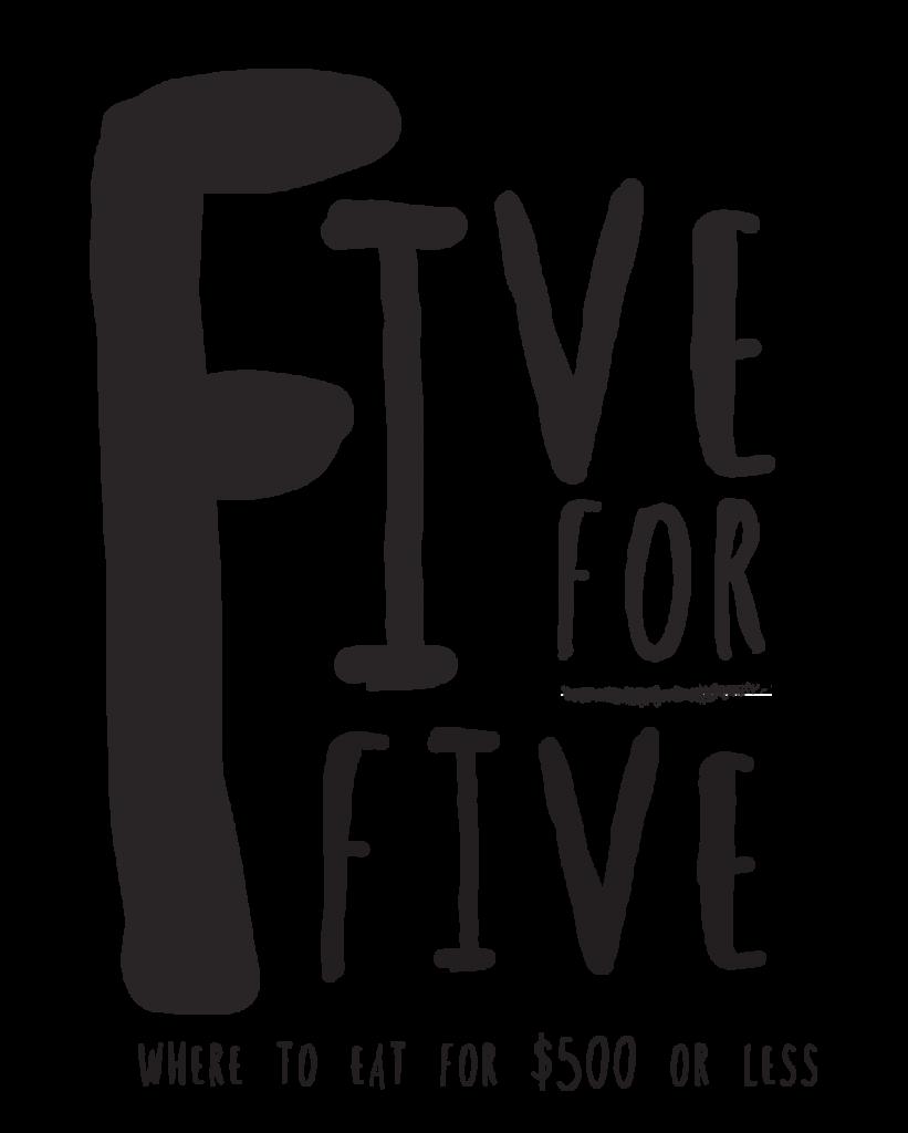 5for5-Logo-Black-Tagline