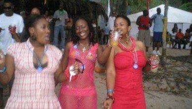 Easter Weekend in Jamaica