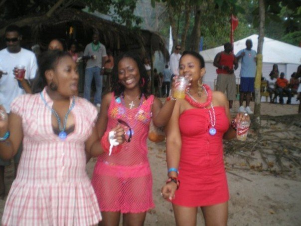Easter Weekend in Jamaica