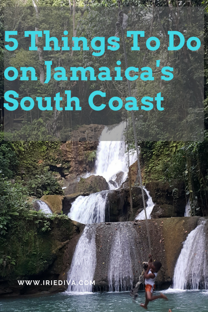 Jamaica's South Coast