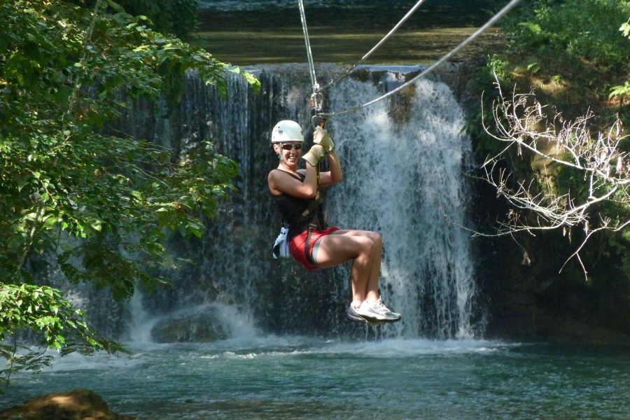 Jamaica Zipline Adventure Tours Jamaica
